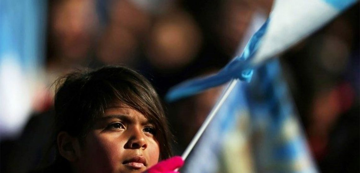 Más de 6000 personas acudieron a la misa de los niños en Argentina