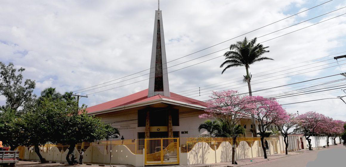 Rumbo a la Fiesta Patronal, San Martínde Porres, 54 años de la vida parroquial.