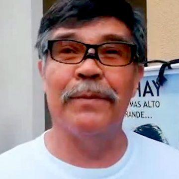 Francisco Baigorria en San Martin