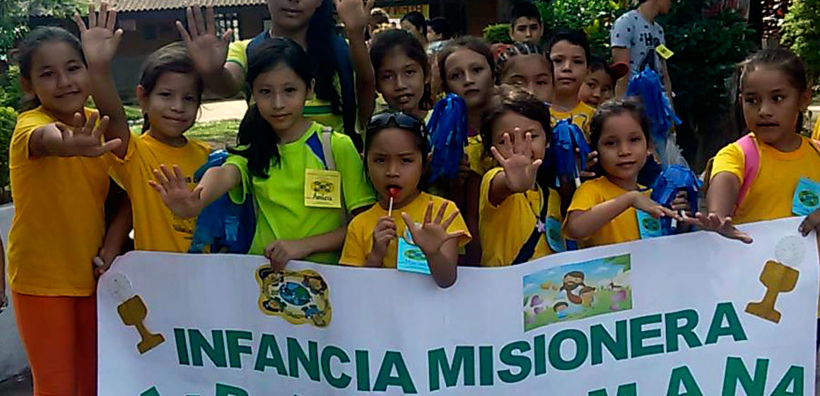 La Infancia y Adolescencia Misionera de Santa Cruz celebrará su XVI Encuentro Arquidiocesano.