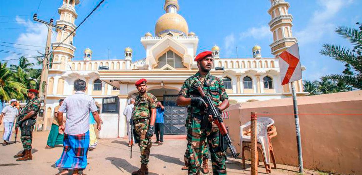 Sri Lanka dice que los sospechosos de los atentados están muertos o detenidos