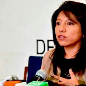 Oposición pide convocatoria para elegir a un nuevo Defensor del Pueblo.