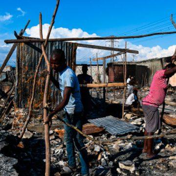 Haití: Las pandillas tienen en vilo también a quienes realizan proyectos humanitarios.