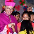 Nuncio en Bolivia llama a defender el planeta, denunciar los daños contra la tierra y cuidar el futuro