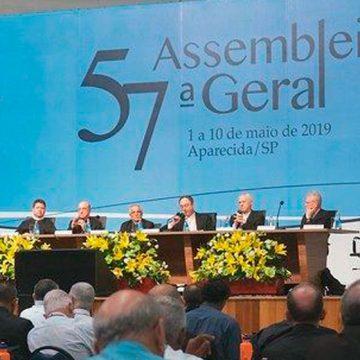 Nuevo presidente de la Conferencia Nacional de Obispos de Brasil