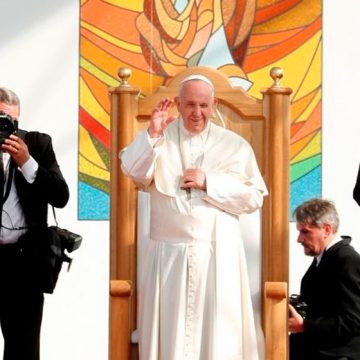 El Papa en Rumania: sin Dios y sin amor, ningún hombre puede vivir en la tierra