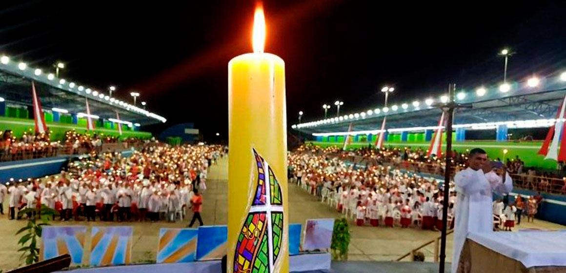 Sínodo Amazonía: Instrumentum laboris: escuchar con la Iglesia el grito del pueblo.
