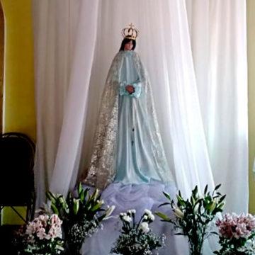 Capilla María Reina vive su fiesta patronal.