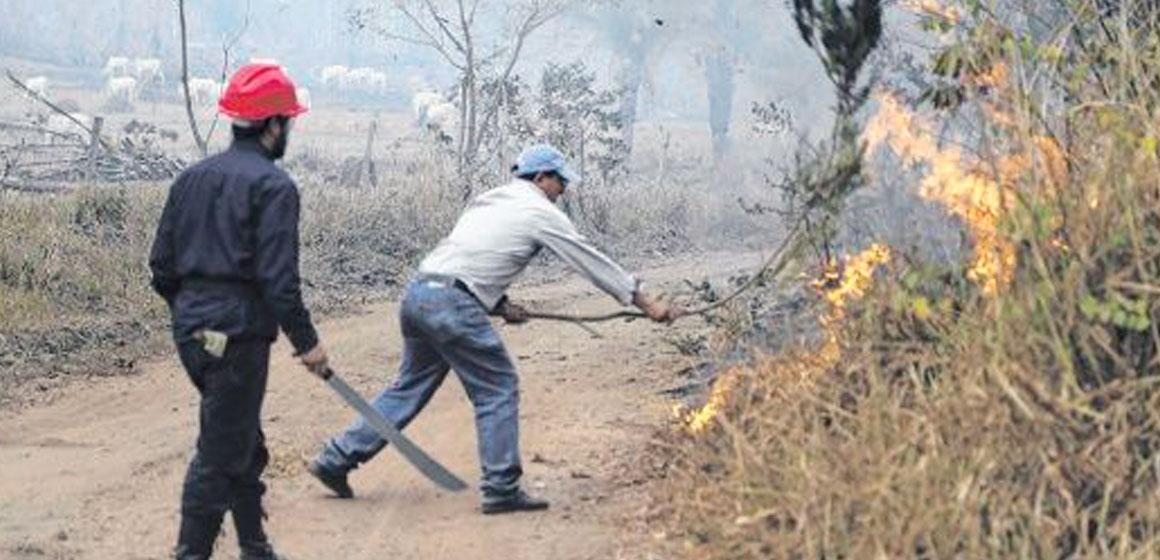 Los Incendios de la Chiquitania desatan tensión y reacciones de políticos y empresarios.