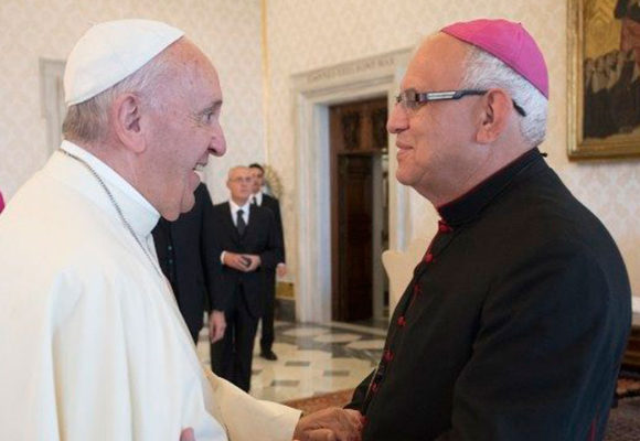 Los pobres y los migrantes, prioridades del futuro cardenal Ramazzini