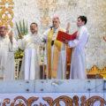 Iglesia Católica abre el mes de Santa Cruz con una celebración y oración por la Chiquitania