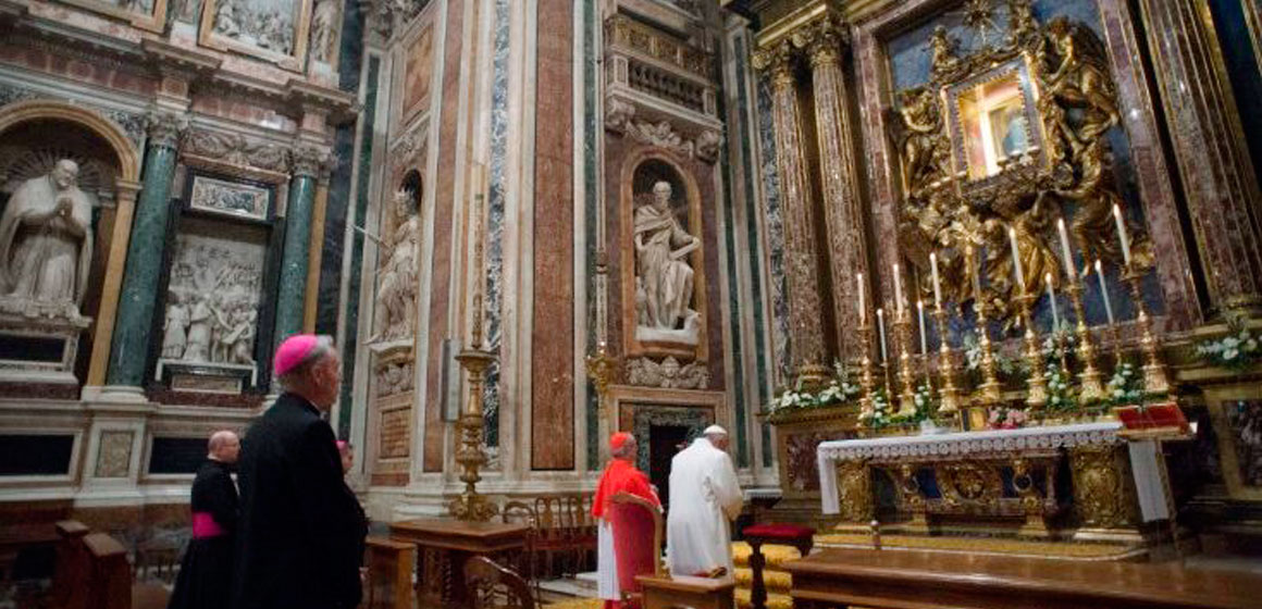Itinerario del Viaje Apostólico del Papa Francisco a Mozambique.