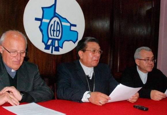 Los obispos de Bolivia expresan su preocupación por los últimos hechos vividos en el país.