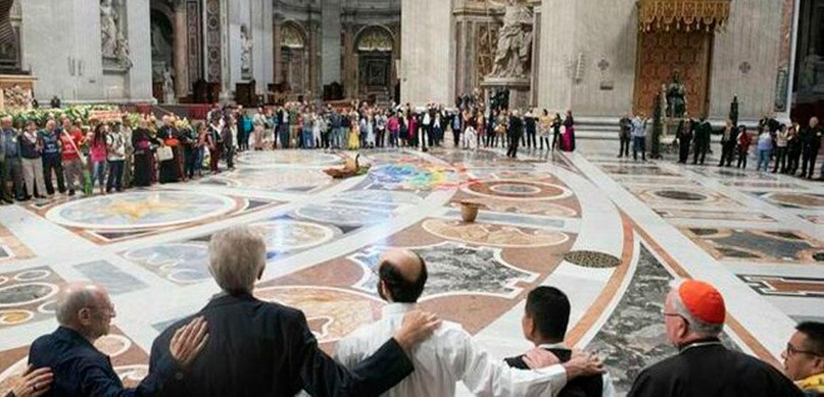 El Sínodo plantea un «rito católico amazónico».