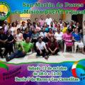 En el mes misionero, la parroquia San Martin hará misión puerta a puerta.