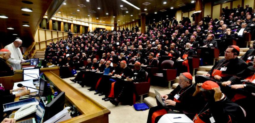 #SinodoAmazonico. Padres Sinodales presentan los informes de los Círculos Menores.