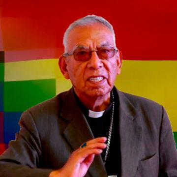 """Cardenal Ticona """"Tenemos que dialogar, tenemos que buscar un camino de salida"""""""