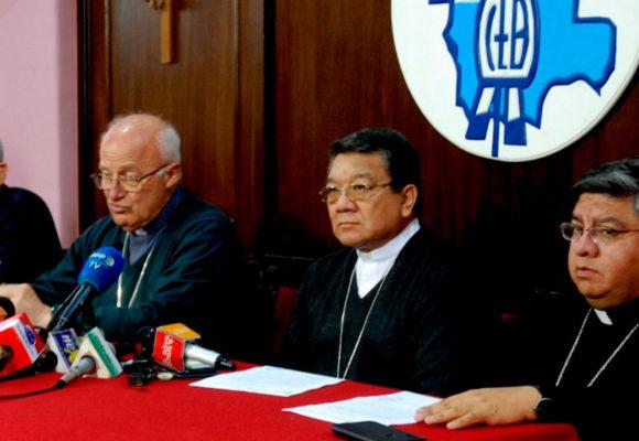 Los Obispos de Bolivia y las Naciones Unidas convocan un dialogo nacional.
