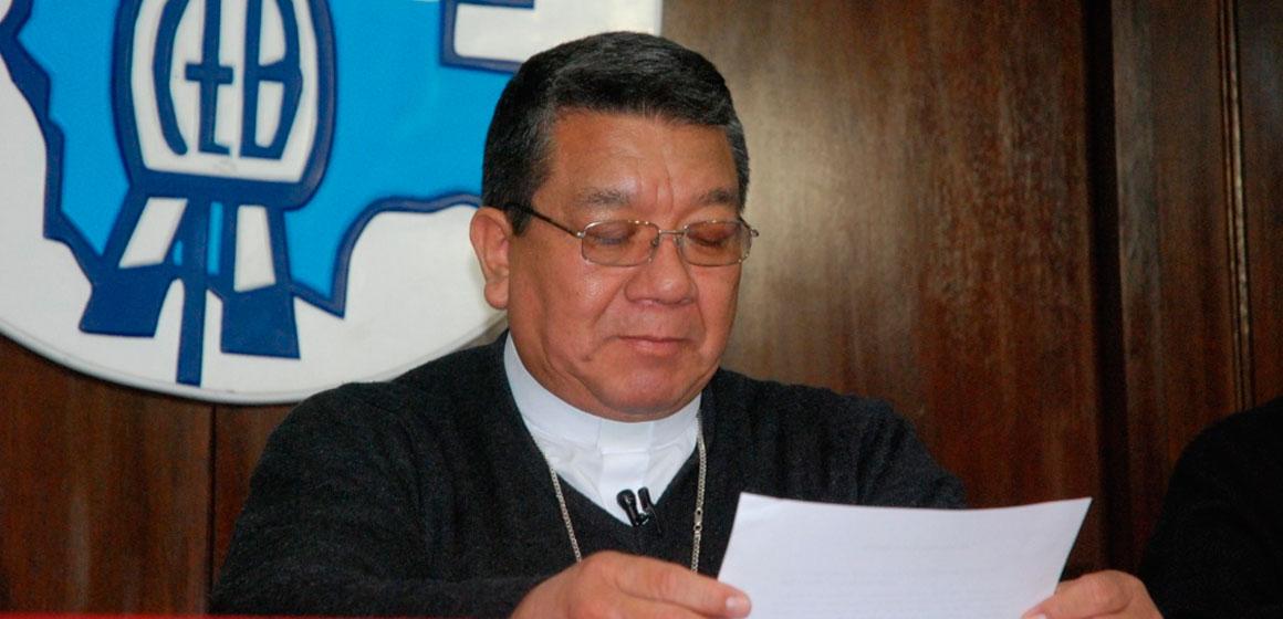 Los Obispos de Bolivia claman, no más violencia en Bolivia, ni un muerto más.