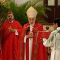 """Mons. Sergio: """"En este tiempo de sufrimiento que nos toca vivir por la pandemia, Cristo desde la cruz nos invita a renovar nuestra fe en Él"""""""