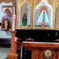 Mons. Sergio: El Santo rosario nos da el valor espiritual y moral.