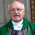 EL Obispo del Alto, Mons. Eugenio Scarpellini, Partió a la casa del Padre.
