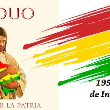 Triduo de Oración Por Bolivia