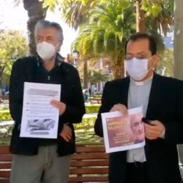 """Campaña Solidaria por los adultos mayores del Hogar """"Santa Teresa de Jornet""""."""