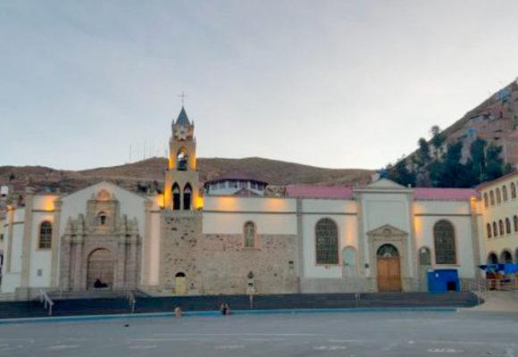 El Santuario del Socavón en riesgo de declararse en quiebra por la pandemia.