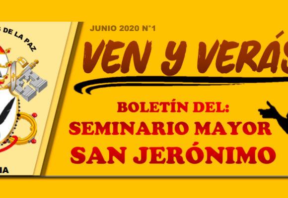 """El Seminario Mayor San Jerónimo Presenta el Boletín Informativo: """"Ven y Veras"""""""