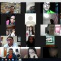 Jóvenes catequistas se forman y motivan para producir videos atractivos.