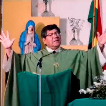Padre Siles : Jesús nos pide que le sigamos, cambiando de mentalidad.