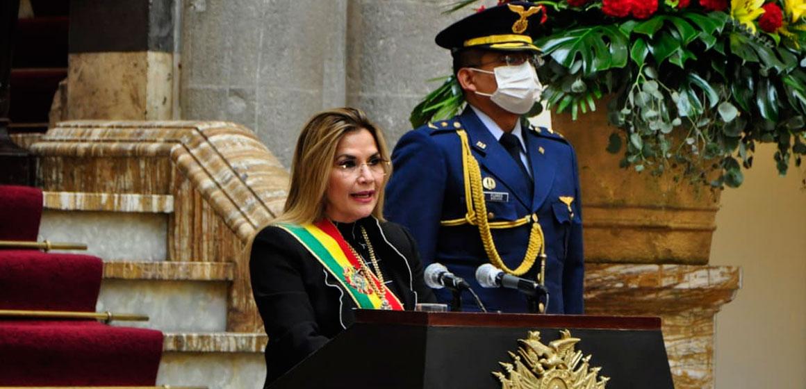 Mensaje presidencial resalta la necesidad de unidad ante la pandemia por COVID-19