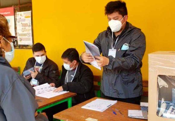 Comunicado: Felicitaciones al Pueblo Boliviano