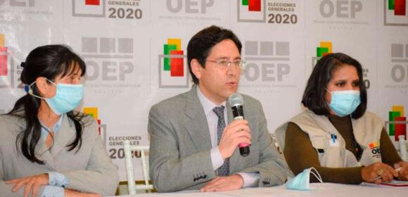 Romero exhorta a esperar escrutinio y respetar resultados de las elecciones.