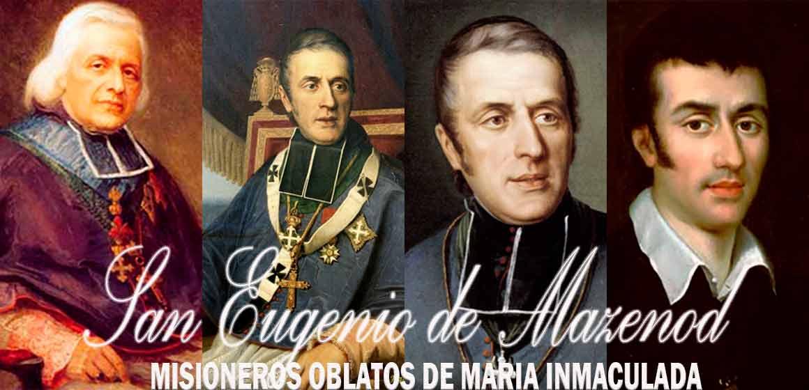 Misioneros Oblatos (OMI) celebran los 25 años de la canonización de San Eugenio de Mazenod,