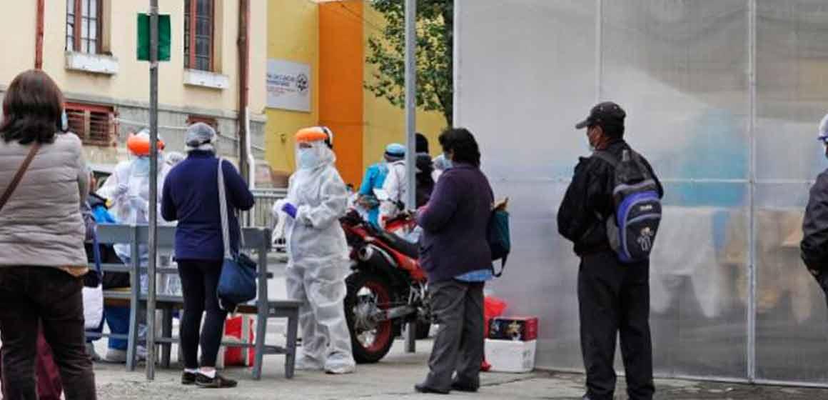 Médicos reiteran su exigencia al Gobierno de declarar cuarentena rígida