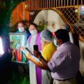 Viacrucis Misionero En La Parroquia San Martin De Porres.
